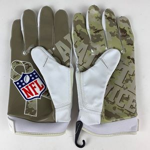 NFL Salute To Service Nike Receiver Gloves